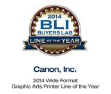 BLI Awards 2014 Wide Format