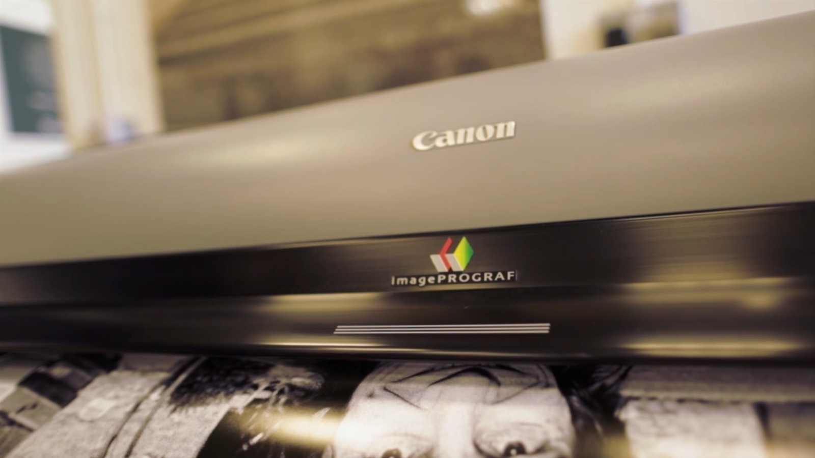 The Print Foundry – Canon Case Study graphic