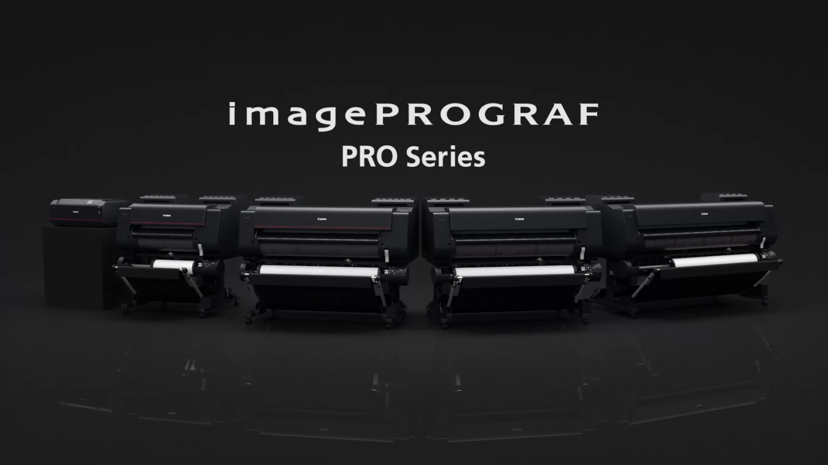 NEW Canon PRO-Series graphic