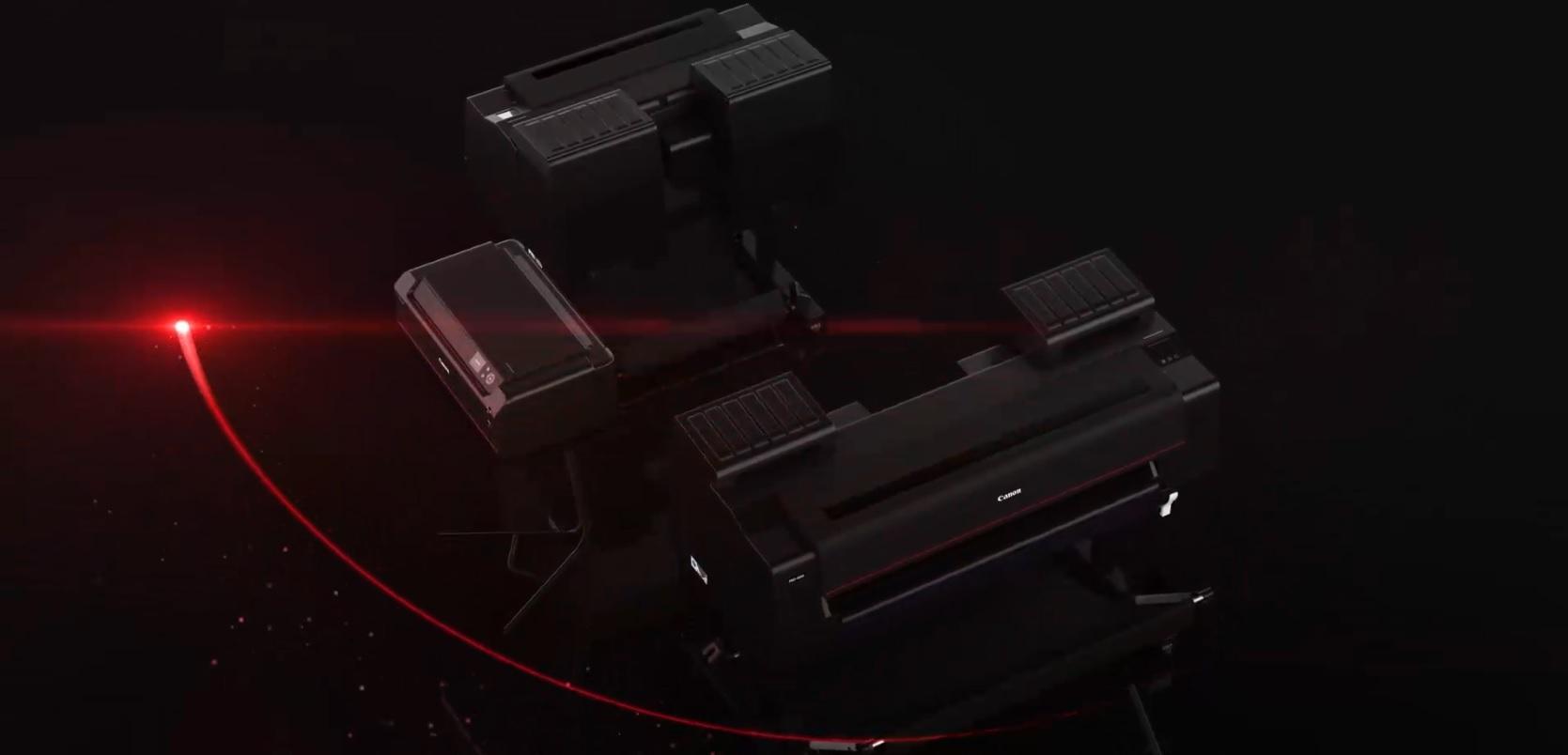 Canon PRO-Series Printers graphic