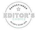2016 Editor's Choice Award Badge Achievement