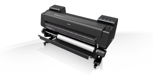 imagePROGRAF PRO-6000S top view Large Poster printer