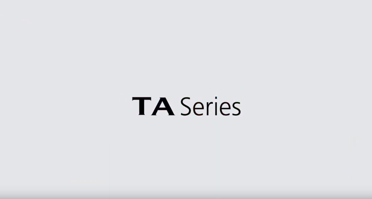 Canon TA Series Introduction graphic