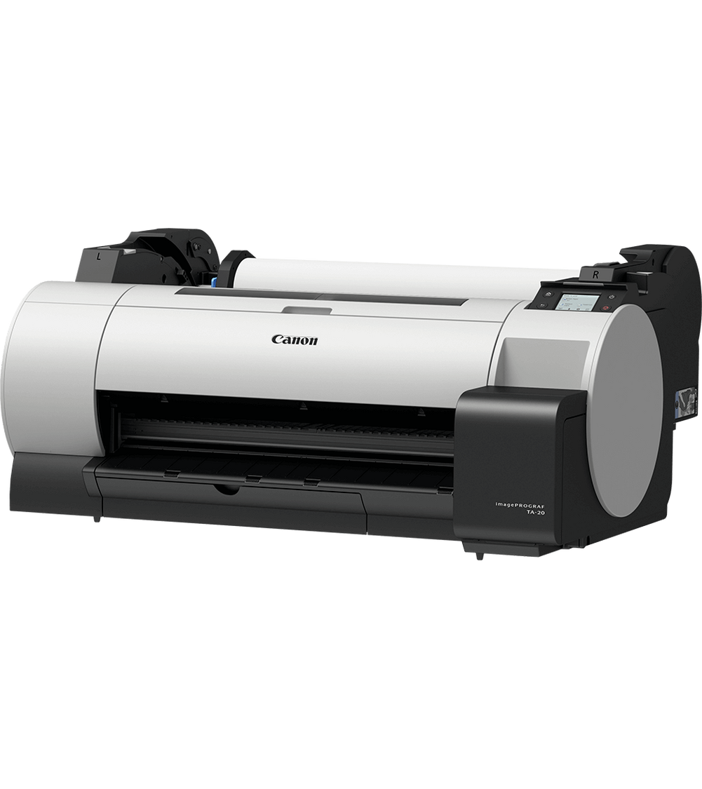 imageprograf-ta-20 Large Format 24 Inch CAD Poster Printer