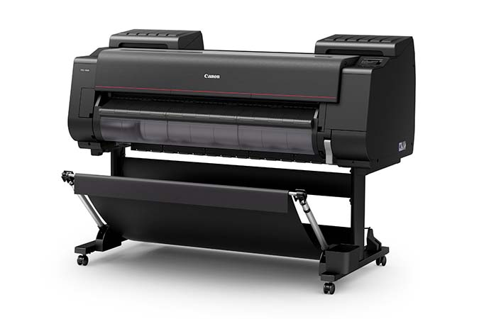 imageprograf-pro-4100 12 Ink 44 Inch Width Fine art Photography Printer