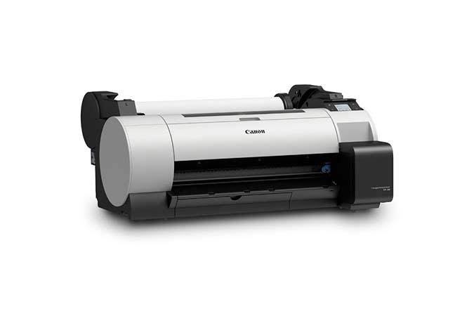 imageprograf TA-20 Left Side CAD Printer