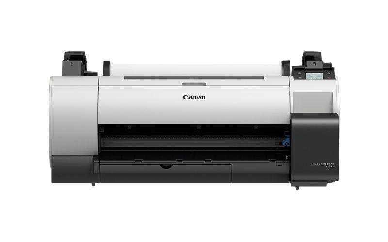 imageprograf-ta-20 Wide Format Quite printing
