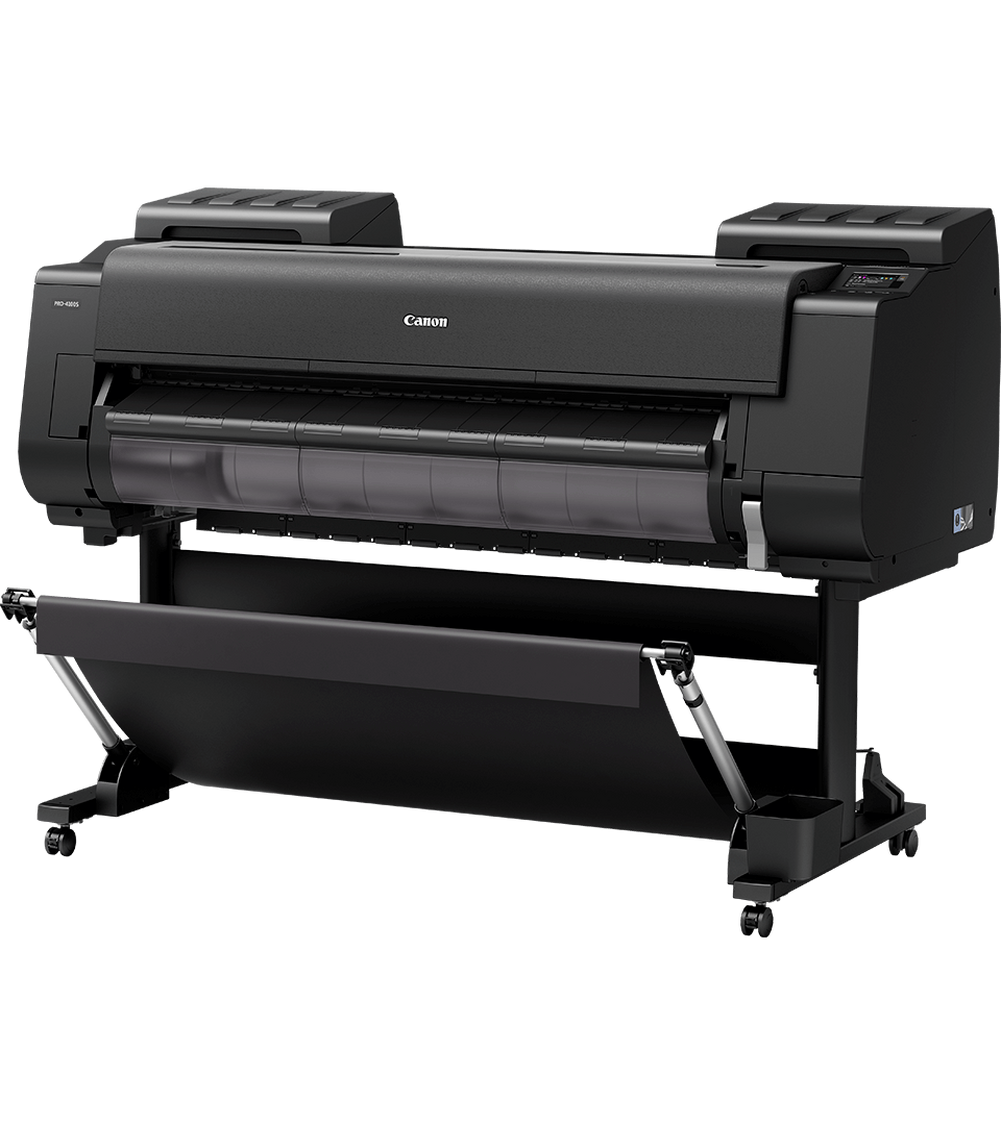pro-4100s business production printing and saving money
