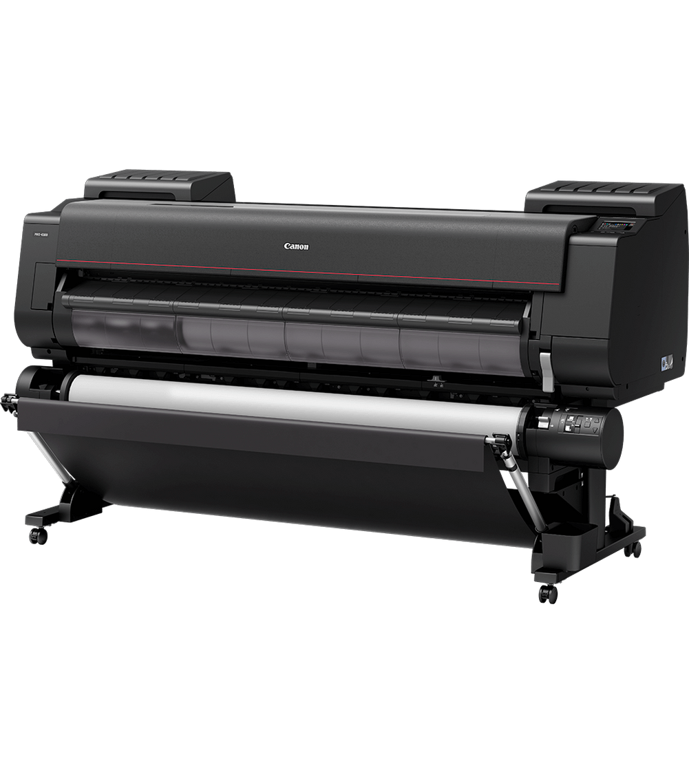 Production house Printing in large format Pro-6100s