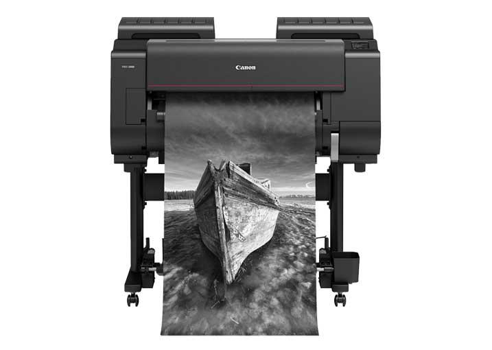 Canon PRO-2000 or Epson SC P7000