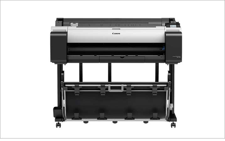 HP T520 or Canon TM-300