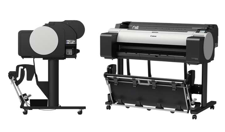 Canon TM series, affordable speed and precision page