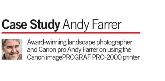 canon case study - andy farrer